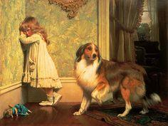 emile munier prints | ... victorian art print poster 56 x 70 cm high quality art print poster