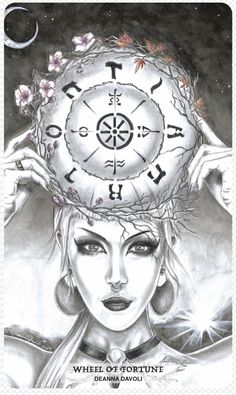 Card of the Day – Wheel of Fortune – Tuesday, February 23, 2021 – Tarot by Cecelia