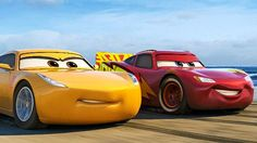 CARS 3 Trailer 1 - 3 (2017) - YouTube