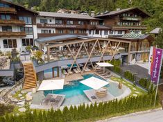 Hotel-Review-Wanderhotel Gassner - The Chill Report Das Hotel, Hotel Reviews, Mansions, House Styles, Outdoor, Home Decor, House On Stilts, Salzburg Austria, Rustic Room