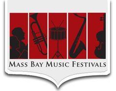 Mass Bay Music Festival Logo