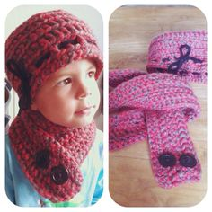 Muts en sjaal eigen ontwerp!