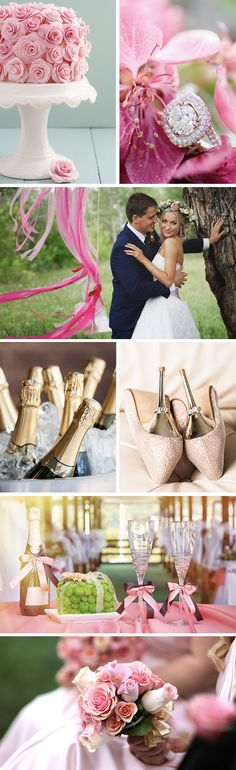 If pink is your favorite color, you just might have a pink wedding. We've got some great ideas to make your wedding complete. Plus our waterfront venue will be the talk of your big day. Seattle Wedding Venues, Waterfront Wedding, Lush Garden, Big Day, Favorite Color, Destination Wedding, Romantic, Table Decorations, Weddings