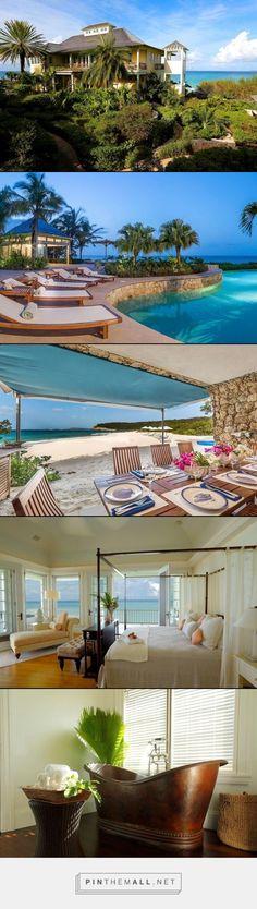 Villa Santosha- Long Bay, Anguilla- WIMCO Villas, 6 bed 7 baths #travel #caribbean #anguilla #villarentals #vacation