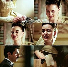 çalıkuşu. So sad!! They can never catch a break!