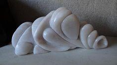 speksteen(roze/wit van kleur.