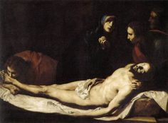 The Lamentation - Jusepe de Ribera