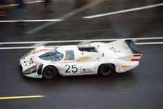 Porsche 917LH, Le Mans, 1970
