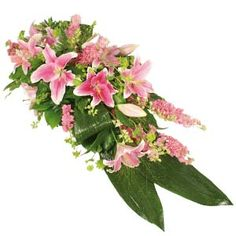 Funeral Sprays | Funeral Sheaves | Funeral Flowers #passare #leavewell #planwell #funeral #death #flower #bouquet #funeral #death #passage #passages #endcelebration #memory #arragements #flowerarrangements #eolmgtmt Funeral Sprays, Sympathy Flowers, Mothers Day Flowers, Flowers Delivered, Funeral Flowers, Elegant Flowers, Pink Lily, Flower Arrangements, Bouquets