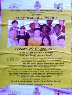 festival dei popoli a Sarezzo http://www.panesalamina.com/2013/13656-festival-dei-popoli-a-sarezzo.html