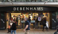 Business News: Debenhams Bank Lending Britain's Banks EU day