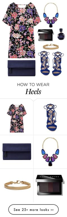 """""""Untitled #40"""" by andraandrus on Polyvore featuring Kendra Scott, Steve Madden, John Lewis, Bobbi Brown Cosmetics, Lacoste, Blue Nile and modern"""