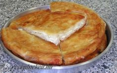burek with cheese, homemade burek, best burek recipe, бурек со сирење, рецепт 300 Calorie Lunches, Quiche Muffins, My Recipes, Cooking Recipes, Macedonian Food, Bulgarian Recipes, Bulgarian Food, White Cheese, European Cuisine