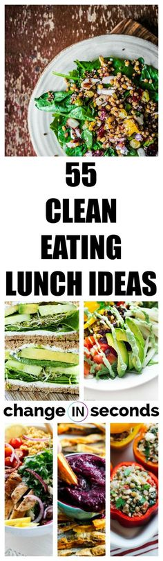 Eat Stop Eat Diet Plan to Lose Weight - Clean Eating Lunch Ideas For Meal Prep And Clean Eating! 55 recipes to enjoy. Diet Plan Eat Stop Eat - In Just One Day This Simple Strategy Frees You From Complicated Diet Rules - And Eliminates Rebound Weight Gain Clean Eating Diet, Stop Eating, Eating Habits, Clean Eating Recipes, Clean Foods, Paleo Recipes, Delicious Recipes, Lunches, Meal Planning