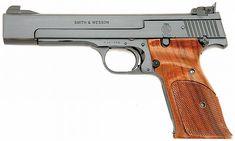 Smith & Wesson Model 41 Semi-Auto Target Pistol