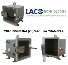 """LVC121212-3122-CI 12"""" X 12"""" CI VACUUM CHAMBER - LACO's Cube Industrial (CI) series vacuum chambers feature cube design with aluminum or stainless steel construction. The 12"""" x 12"""" x 12"""" stainless steel body with a clear acrylic door allows for a easy viewing of your application. The CI series vacuum chambers achieve vacuum performance down to 10-3 Torr. #vacuumchamber http://www.lacotech.com/vacuumchambers/stainlesssteelcubicchambers/cubeindustrialvacuumchamber+lvc121212-3122-ci.aspx"""