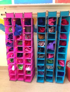 Effective and hygienic storage idea for hats!