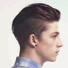 Undercut Men Hairstyle 2014