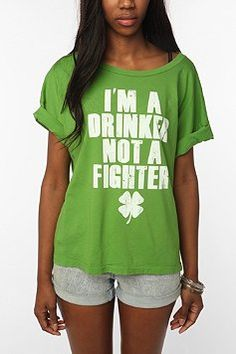 Cute for St Patty's Day. I'd have to customize it though ;)