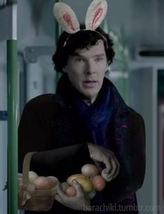 Happy Sherlock Easter to all  ;D <<< this is truly the pinnacle of hiatus fever