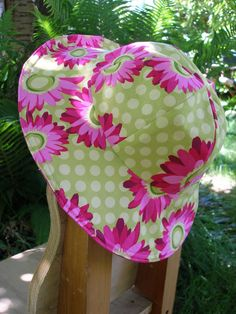 Buttons by Benji: Simply Perfect Sunhat - Photo Tutorial