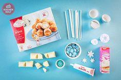 Eiskönigin Kindergeburtstag FROZEN Party Torte