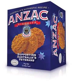 We'll be making a batch of these from scratch for ANZAC day