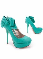 If I buy another pair of heels my father just might disown me...