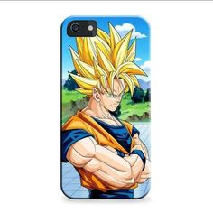 Sun Goku Saiyan iPhone 6 | 6S 3D Case