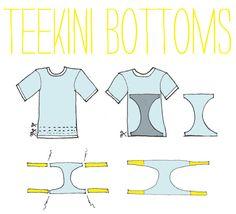DIY Bikini #2-!!!!!yess