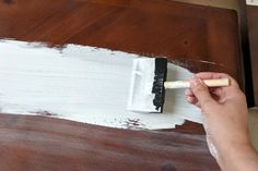 Learn how to revitalize your furniture using a graywash technique. Transform your home for just pennies - and have fun doing it. Try this easy-peasy method. Gray Wash Furniture, Distressed Furniture, Paint Furniture, Furniture Makeover, Whitewashing Furniture, Refinished Furniture, Furniture Refinishing, Upcycled Furniture, Coffe Table Tray