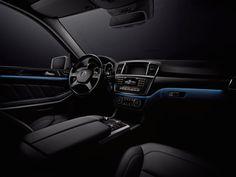 2013 GL Interior Ambient Lighting