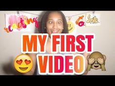 REACTING TO MY FIRST VIDEO || Gabi ♡