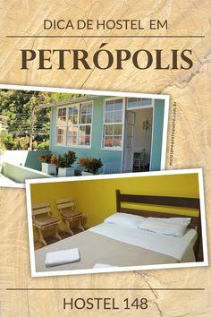 Pousada em Petrópolis barata: veja nossas dicas de hospedagem e lista de pousadas ordenadas por preço! Nossas escolhas foram: Pousada 14 Bis e Hostel 148.