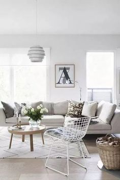 29 Most Popular Incredible Sofa For Your Living Room Ideas - Living Room Styles on a Tight Budget Having what that you want at the same time may perhaps well not be something that one can certainly do now, Living Room Styles, Home Living Room, Living Room Designs, Living Room Decor, Lounge Design, Cosy Interior, Romantic Home Decor, Scandinavian Living, Scandinavian Interior