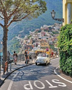Positano, Italy 🇮🇹 – # Related posts:Obsequious Travel Inspiration - Reiseziele - - Beautiful Places You Should Visit. Beautiful Places To Travel, Cool Places To Visit, Romantic Travel, Wonderful Places, Beautiful Scenery, Beautiful Beaches, Destination Voyage, Travel Aesthetic, Aesthetic Art
