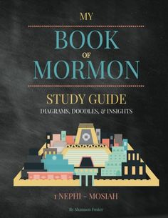 Book of Mormon Study guide: Diagrams, Doodles, & Insights: Shannon Foster Date, Book Of Mormon Scriptures, Red Headed Hostess, Journaling, Scripture Study, Scripture Reading, Scripture Journal, Lds Church, Church Ideas