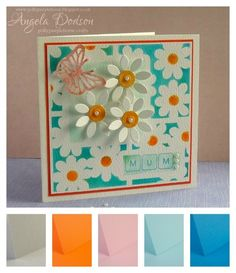 Project - Mother's Day Card 'Fresh as a Daisy' | papermilldirect