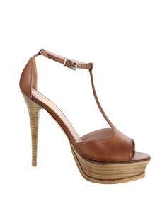 Neutras Strappy Heels - Would wear these with anything.