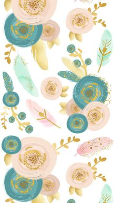 super Ideas for lock screen wallpaper iphone floral Phone Wallpaper Boho, Feather Wallpaper, Lock Screen Wallpaper Iphone, Spring Wallpaper, Trendy Wallpaper, Flower Wallpaper, Pattern Wallpaper, Cute Wallpapers, Fashion Wallpaper
