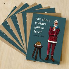 Are these cookies gluten free  Hipster Santa by CandidCaleb