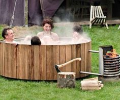 DIY Hottub