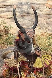 dogon maskers