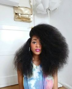 15 Beautiful Blowout Hairstyles You'll Want To Try Natural Hair Styles natural hair blowout styles Natural Afro Hairstyles, Long Natural Hair, Blowout Hairstyles, Cool Hairstyles, Beautiful Hairstyles, Natural Beauty, Going Natural, Black Hairstyles, Weave Hairstyles
