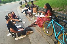 Brooklyn Movement Center's No Disrespect team is launching a new, anti-street harassment bike patrol this summer to combat unwanted comments and behavior in Bed-Stuy and Crown Heights.