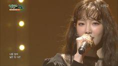 TAEYEON 태연_Front-Runner Stage 'Fine'_KBS MUSIC BANK_2017.03.17