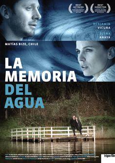 """Résultat de recherche d'images pour """"LA MEMORIA DEL  AGUA film affiche"""""""