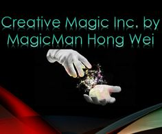 Creative Magic Inc events: Introduction to my MAGICAL MOMENTS!!!