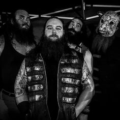 #TheWyattFamily is ready to get #EXTREME.... #WWETLC #WWE #WWENetwork
