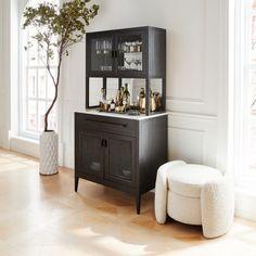 Modular Furniture, Unique Furniture, Custom Furniture, Space Furniture, House Furniture, Painted Furniture, Furniture Ideas, Soft Closing Hinges, Carrara Marble Countertop